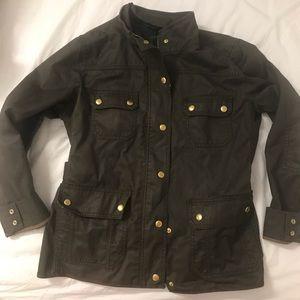 J. Crew Olive Jacket